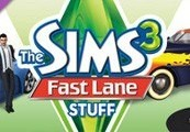 The Sims 3 Fast Lane Stuff Expansion Pack EA Origin Key