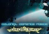 CDF Ghostship Steam Key