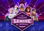 Supreme League of Patriots Issue 1: A Patriot Is Born Steam Key