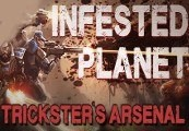 Infested Planet – Trickster's Arsenal DLC Steam Gift