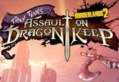 Borderlands 2 – Tiny Tina's Assault on Dragon Keep DLC Steam Key