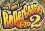 RollerCoaster Tycoon 2: Triple Thrill Pack GOG CD Key