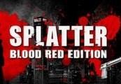 Splatter – Blood Red Edition Steam Key