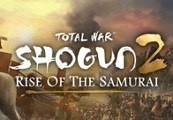 Total War: SHOGUN 2 Rise of the Samurai Campaign DLC Steam Gift