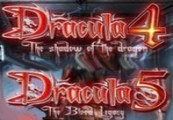 Dracula 4 and 5 – Steam Special Edition Steam Key