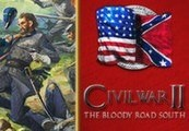 Civil War II: The Bloody Road South DLC Steam Gift
