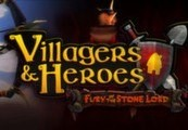 Villagers and Heroes: Hero of Stormhold Pack Steam Key