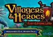 Villagers and Heroes: Midsummer's Eve Nymph Pack Steam Gift