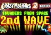 Crazy Machines 2: Invaders from Space – 2nd Wave DLC Steam Key