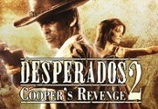 Desperados 2: Cooper's Revenge Steam Key