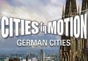Cities in Motion: German Cities DLC Steam Gift