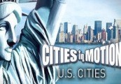 Cities in Motion: US Cities DLC Steam Key