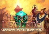 Heroes & Legends: Conquerors of Kolhar Steam Key