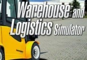 Warehouse and Logistic Simulator + Hell's Warehouse DLC Steam Key