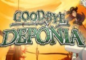 Goodbye Deponia Steam Key
