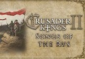Crusader Kings II: Songs of the Rus DLC Steam Gift