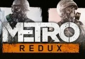 Metro Redux Bundle Steam Key