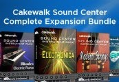 Cakewalk – Sound Center Pack Complete Bundle Steam Gift