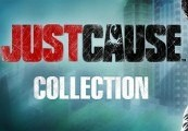 Just Cause Collection Steam Key