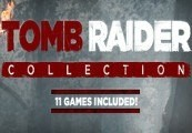 Tomb Raider 2014 Collection Steam Gift
