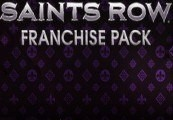 Saints Row Ultimate Franchise Pack Steam Key