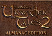 The Book of Unwritten Tales 2 Almanac Edition RU VPN Activated Steam CD Key