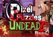 Pixel Puzzles: UndeadZ Steam Key