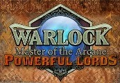 Warlock: Master of the Arcane: Powerful Lords DLC Steam Key