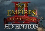Age of Empires II HD: The Forgotten DLC Steam Key