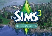 The Sims 3 Hidden Springs Pack EA Origin Key