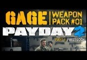 PAYDAY 2: Gage Weapon Pack 1