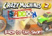 Crazy Machines 2: Back to the Shop DLC Steam Key