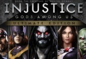 Injustice: Gods Among Us Ultimate Edition Steam Gift