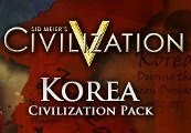 Civilization V – Civilization and Scenario Pack: Korea Steam Key