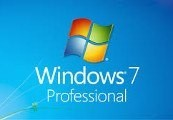 Windows 7 Professional Retail Key For 3 PC
