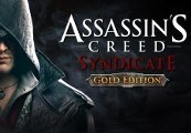 Assassin's Creed Syndicate – Gold Edition Pre-Order Uplay CD Key