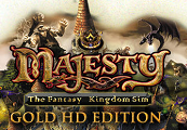 Majesty Gold HD Steam Gift