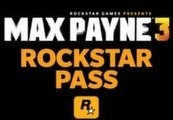 Max Payne 3 Rockstar Pass Steam Key