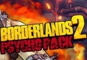 Borderlands 2 Psycho Pack DLC Steam Key