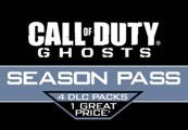 Call of Duty: Ghosts Season Pass Steam Key