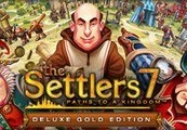 The Settlers 7: Paths to a Kingdom – Deluxe Gold Edition Steam Gift