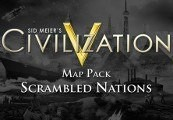 Sid Meier's Civilization V: Scrambled Nations Map Pack Steam Gift