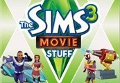 The Sims 3 Movie Stuff EA Origin Key
