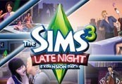 The Sims 3 Late Night Expansion Pack EU Origin Key