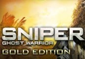 Sniper Ghost Warrior Gold Edition Steam Key