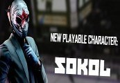 PAYDAY 2: Sokol Character Pack DLC RU VPN Required Steam Gift