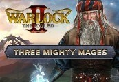 Warlock 2: The Exiled – Three Mighty Mages Steam CD Key