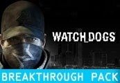 Watch Dogs Breakthrough Pack DLC Uplay Key