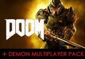 INOpets.com Anything for Pets Parents & Their Pets Doom + Demon Multiplayer Pack DLC Steam CD Key