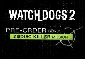 INOpets.com Anything for Pets Parents & Their Pets Watch Dogs 2 - Zodiac Killer Mission DLC EU Uplay CD Key